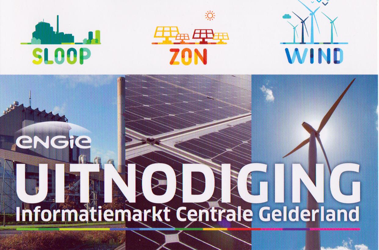 Informatiemarkt ENGIE op 27 januari