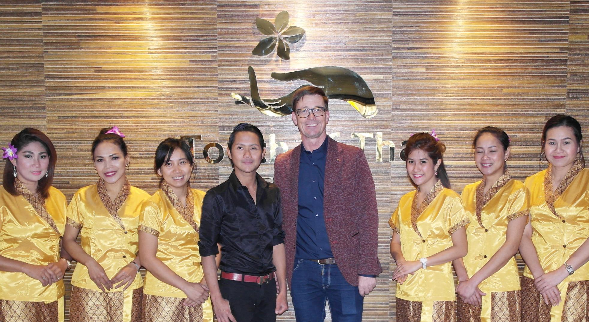 De Thaise geboden voor een gezond leven