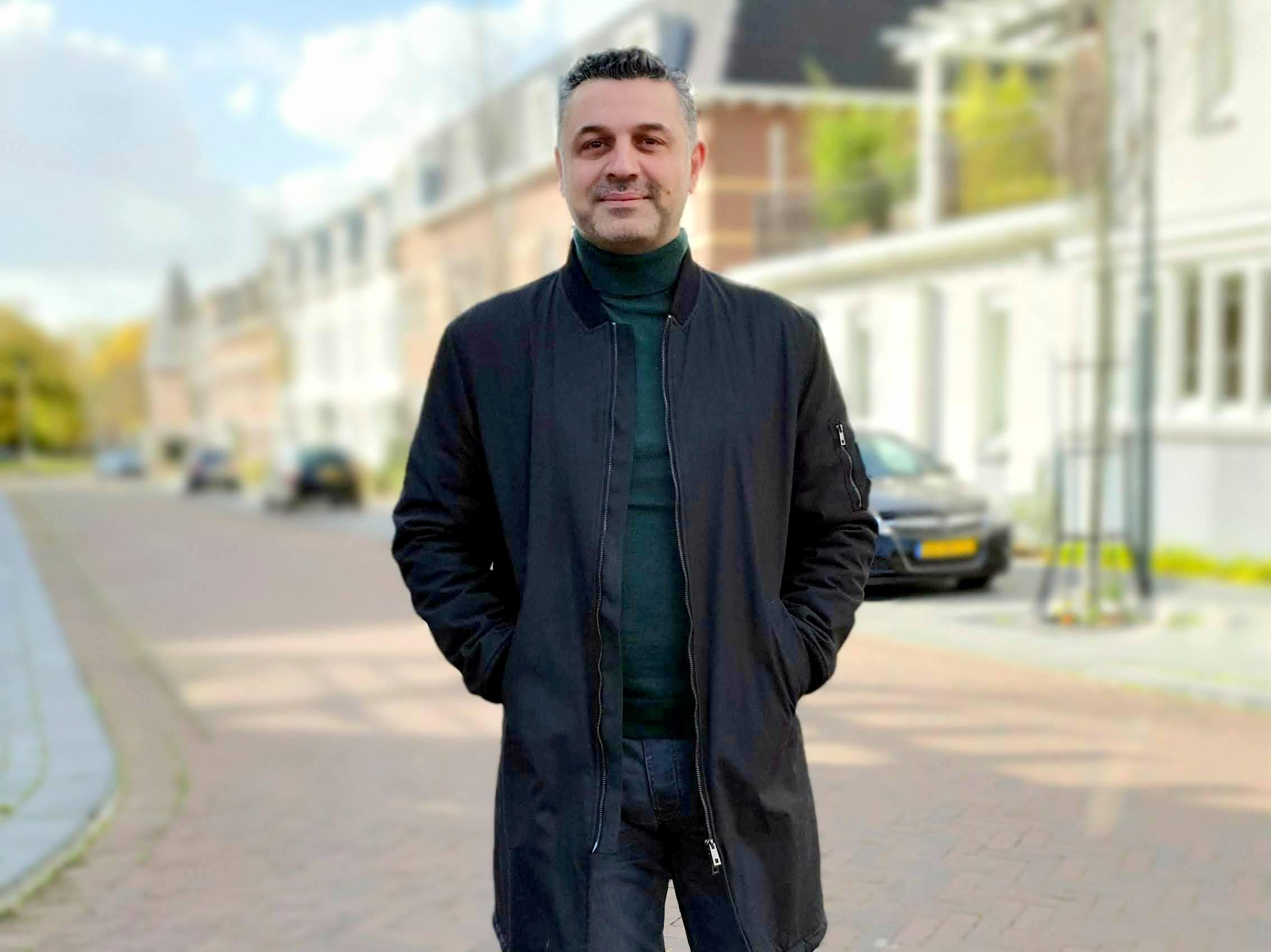 Met Ammar Selman soepie doen in de Biezantijn