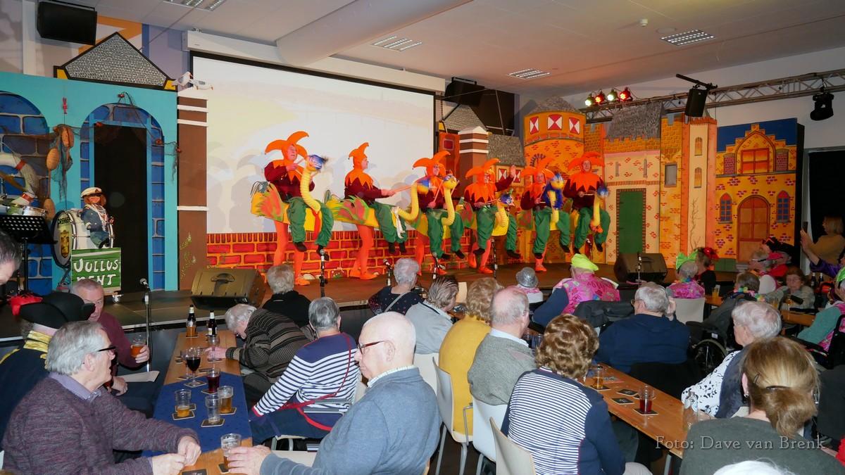 Wijkzitting  Carnavalsvereniging De Waoterjokers