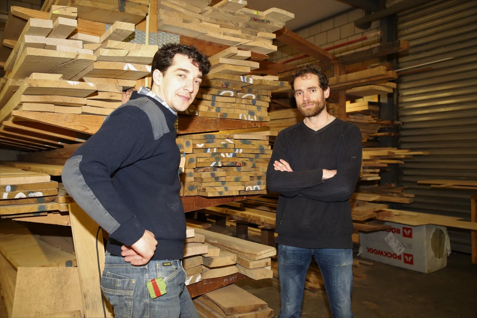 Kopshout: een plek vol passie, generatiemeubels en houtsnippers