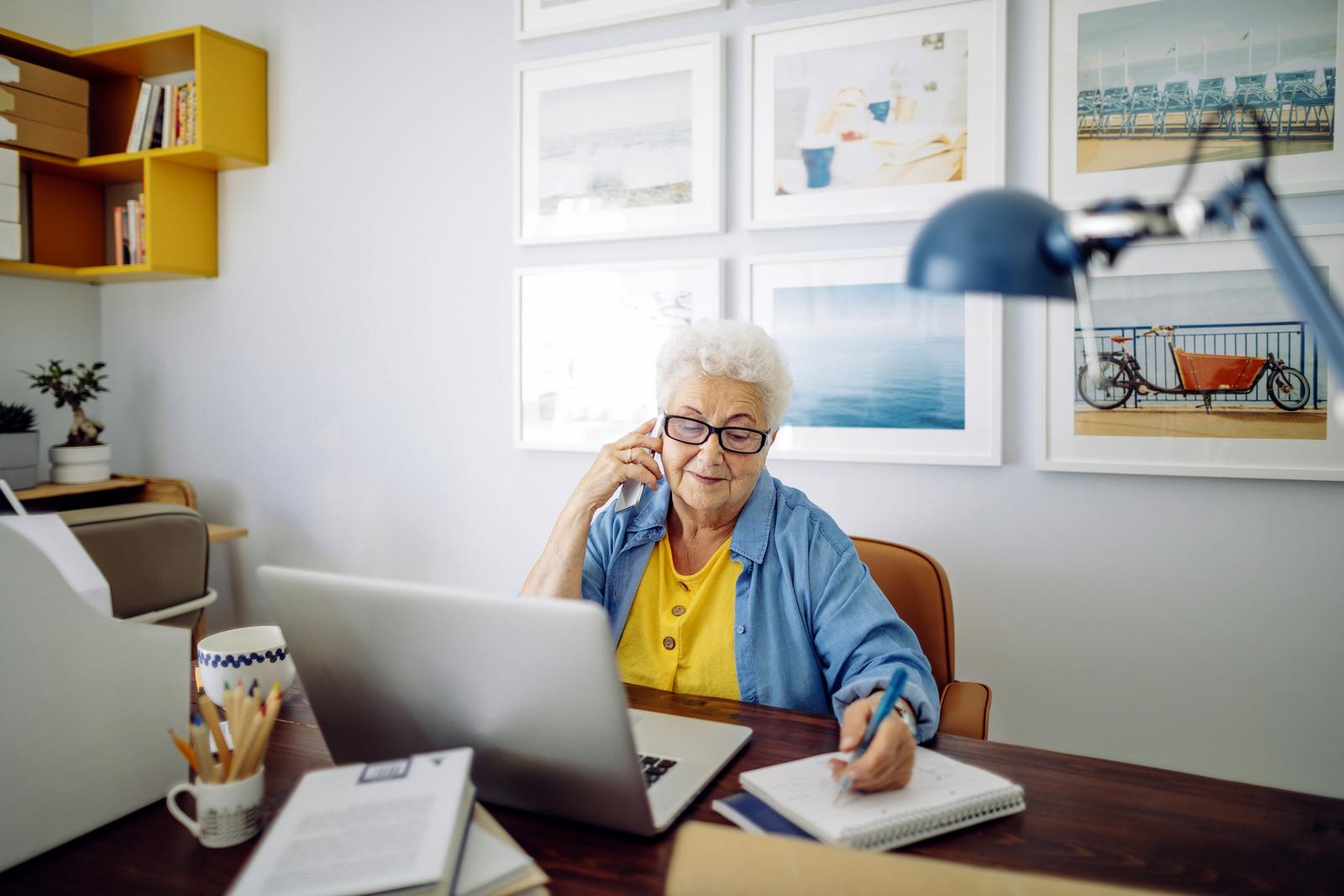 Hulplijn voor vragen over computer, telefoon of tablet