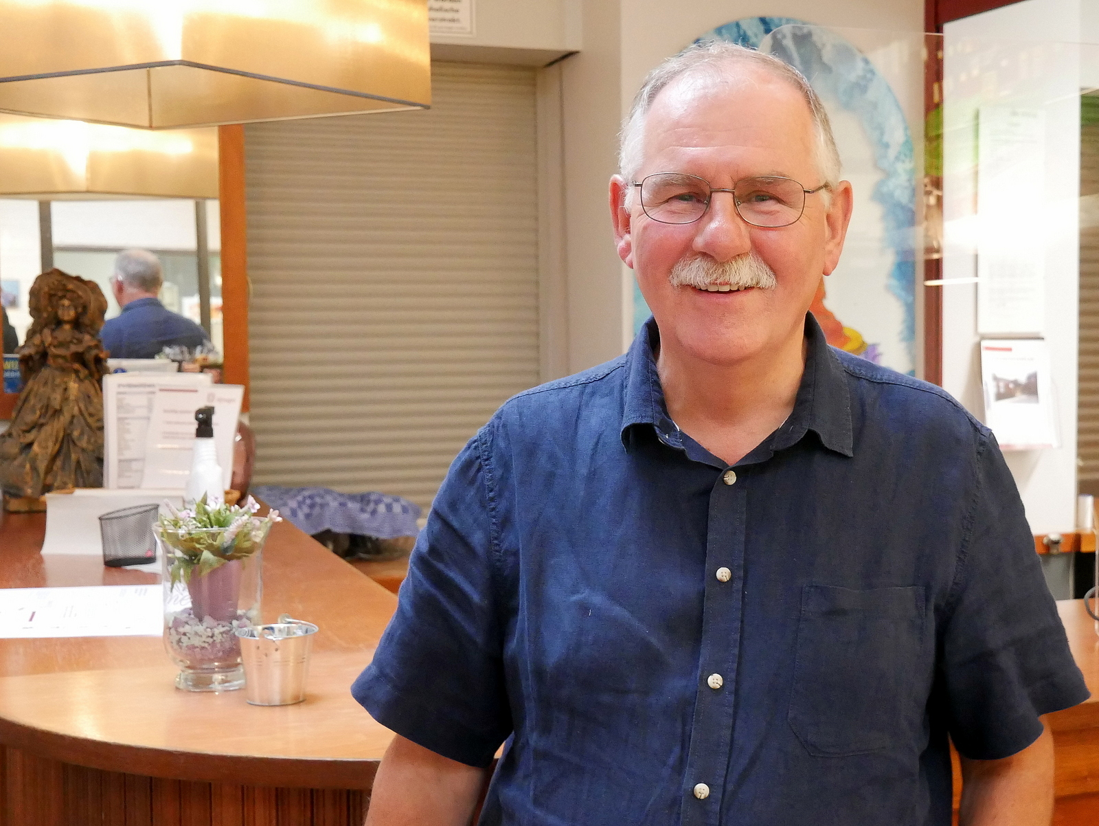 Joop Peters, ex-beheerder Villanova: 'Het ging er niet relaxt aan toe'