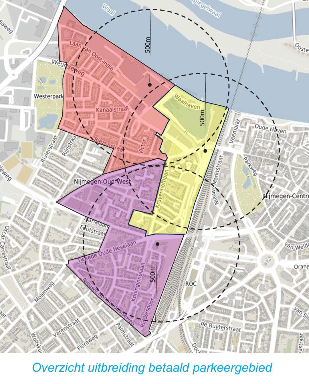 Uitnodiging online buurtavond hedenavond over parkeerplannen