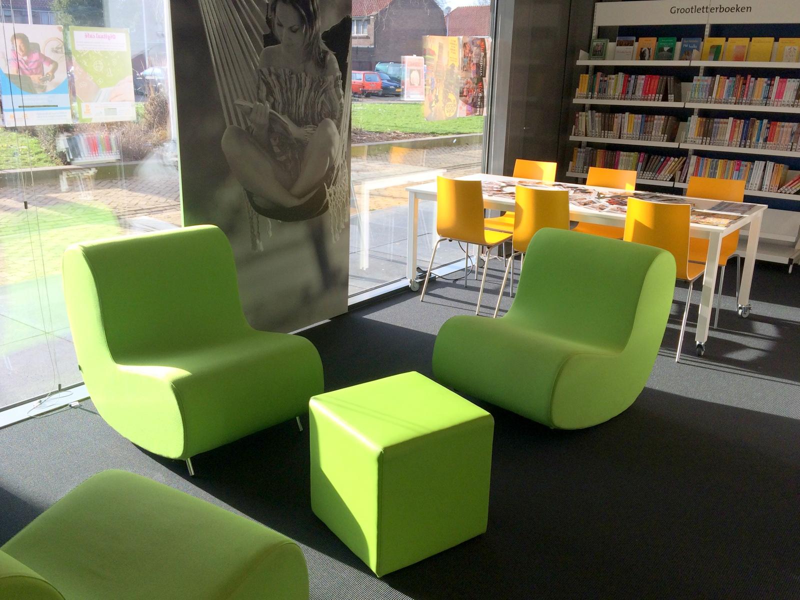 Bibliotheek De Biezantijn tot en met 18 november gesloten