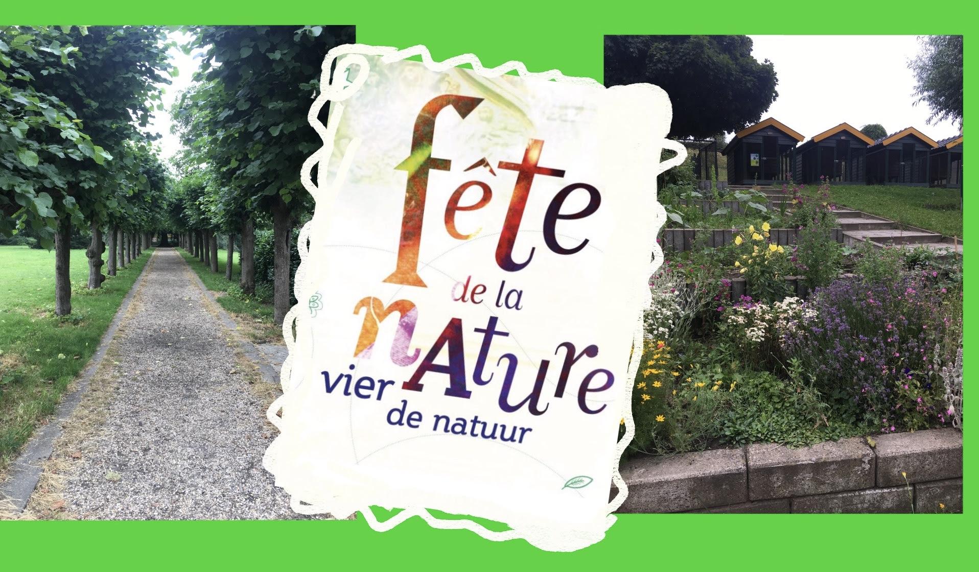 """De Wijkfabriek en de dierenweide Kobus vieren het """"Fête de la Nature"""""""